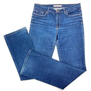 J Brand   Straight Leg Ink Jeans Stretchy